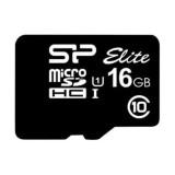 کارت حافظه MicroSDHC سیلیکون پاور مدل Elite کلاس 10 استاندارد UHS-I U1 ظرفیت 16 گیگابایت