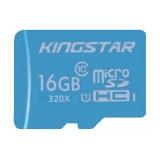 کارت حافظه MicroSD بالک کینگ استار کلاس 10 استاندارد U1 ظرفیت 16 گیگابایت