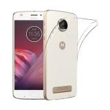 کاور ژله ای مدل Clear برای گوشی موبایل Moto Z2 Play