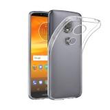 کاور ژله ای مدل Soft Gel Clear برای گوشی موبایل Moto G6