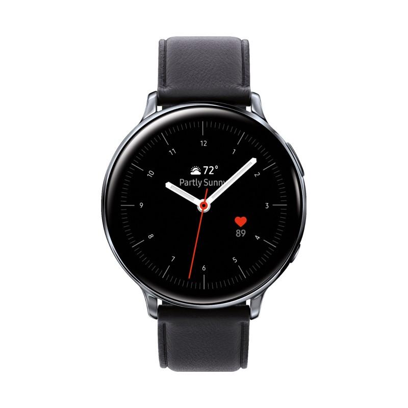 ساعت هوشمند سامسونگ مدل (40mm) Galaxy Watch Active2 با بدنه استیل ضد زنگ