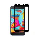 گلس تمام صفحه Full screen protector مناسب برای گوشی موبایل سامسونگ Galaxy A2 Core