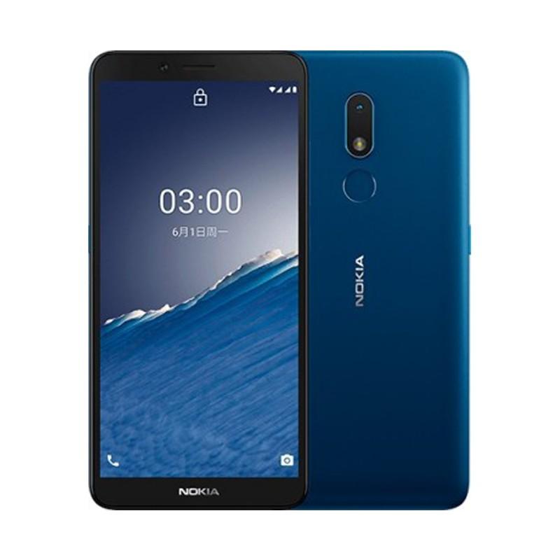 گوشی موبایل نوکیا مدل Nokia C3 دو سیم کارت ظرفیت 16/2 گیگابایت