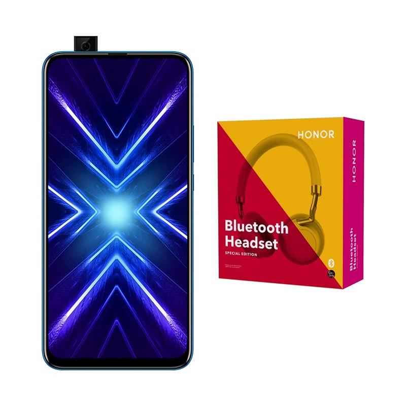 گوشی موبایل آنر مدل Honor 9X دو سیم کارت ظرفیت 128/6 گیگابایت