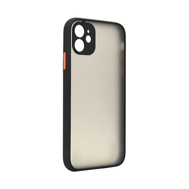 کاور مدل Sb-001 با محافظ دوربین مناسب برای گوشی موبایل Apple iPhone 11