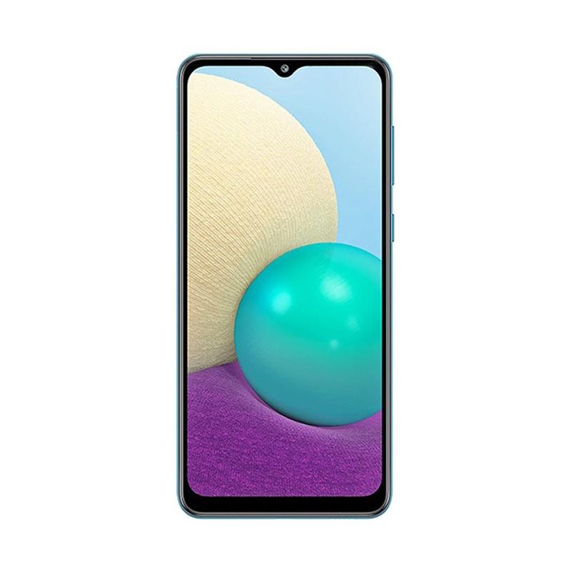 گوشی موبایل سامسونگ مدل Galaxy A02 دو سیم کارت ظرفیت 64/3 گیگابایت