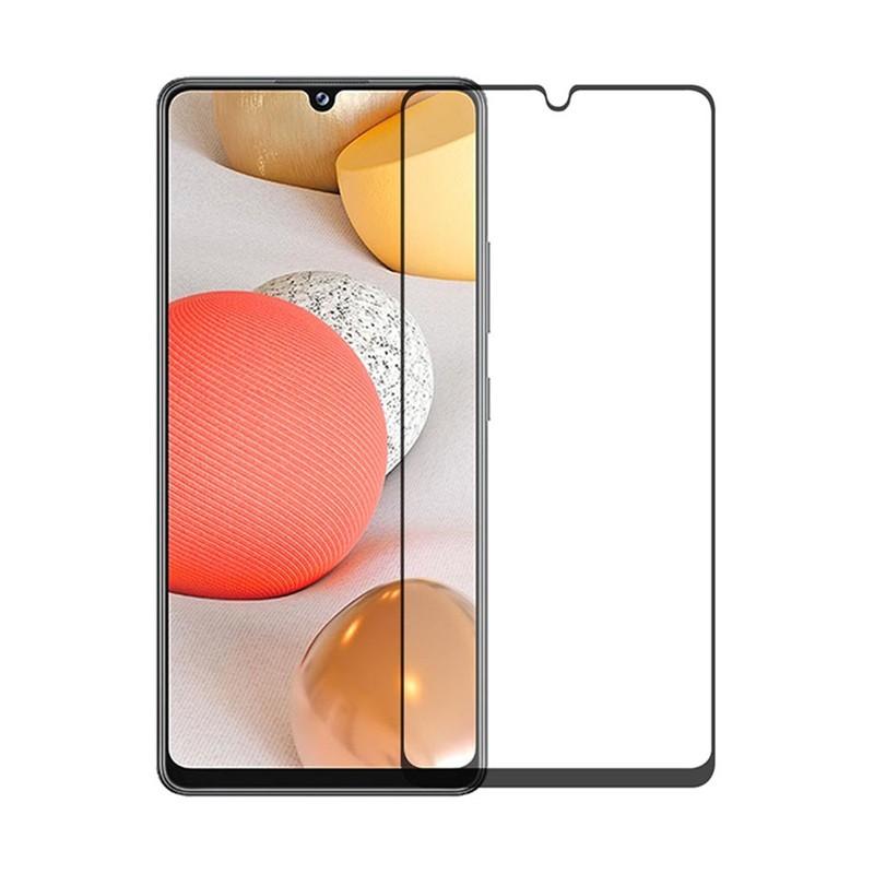 گلس تمام صفحه سرامیکی مناسب برای گوشی موبایل Samsung Galaxy A42