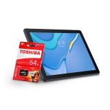 """تبلت هوآوی مدل MatePad T10 (9.7"""") ظرفیت 16 گیگابایت + کارت حافظه 64 گیگابایت"""
