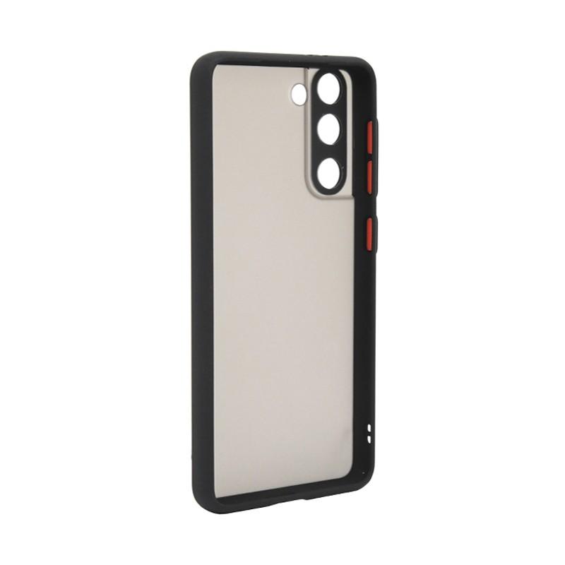 کاور مدل Sb-001 با محافظ دوربین مناسب برای گوشی موبایل Samsung Galaxy S21