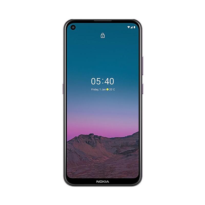 گوشی موبایل نوکیا مدل Nokia 5.4 دو سیم کارت ظرفیت 128/4 گیگابایت
