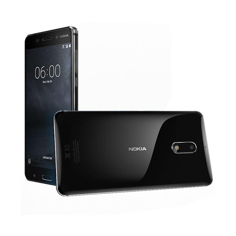 گوشی موبایل Nokia 6 دو سیمکارت ظرفیت 32 گیگابایت