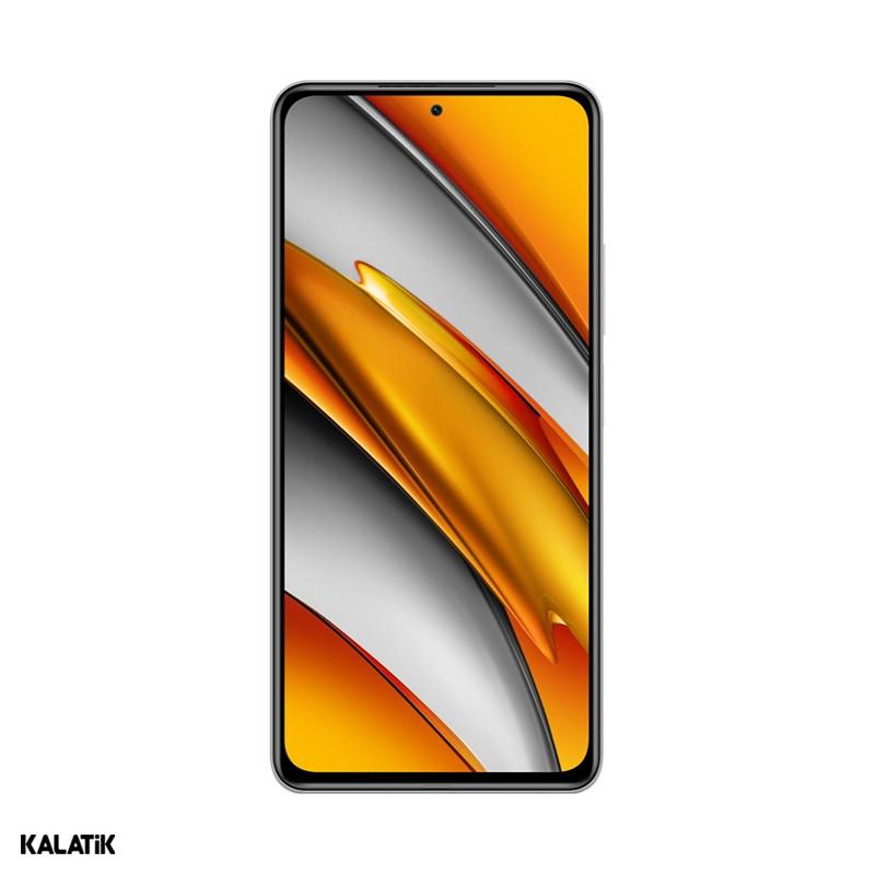گوشی موبایل شیائومی مدل Poco F3 5G دو سیم کارت ظرفیت 128/6 گیگابایت