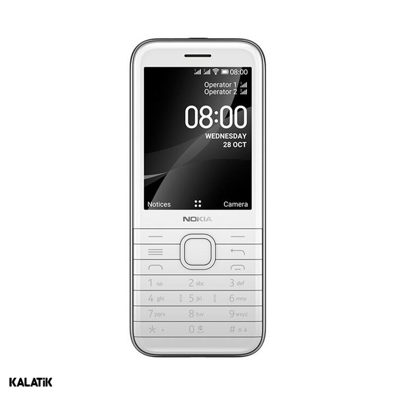 گوشی موبایل نوکیا مدل Nokia 8000 4G دو سیم کارت ظرفیت 4 گیگابایت