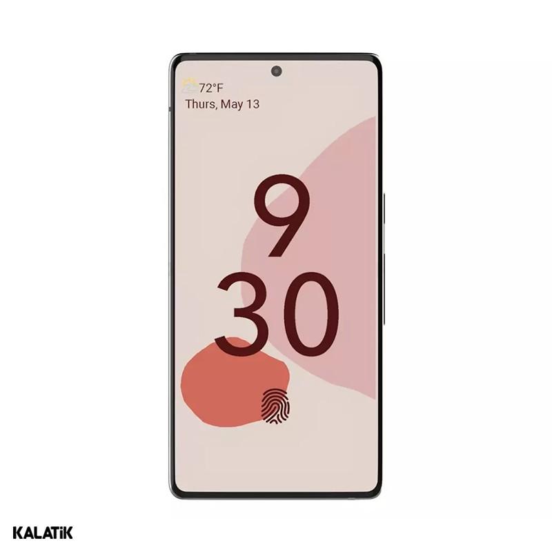 گوشی موبایل گوگل مدل Pixel 6 pro 5G دو سیم کارت ظرفیت 128/12 گیگابایت