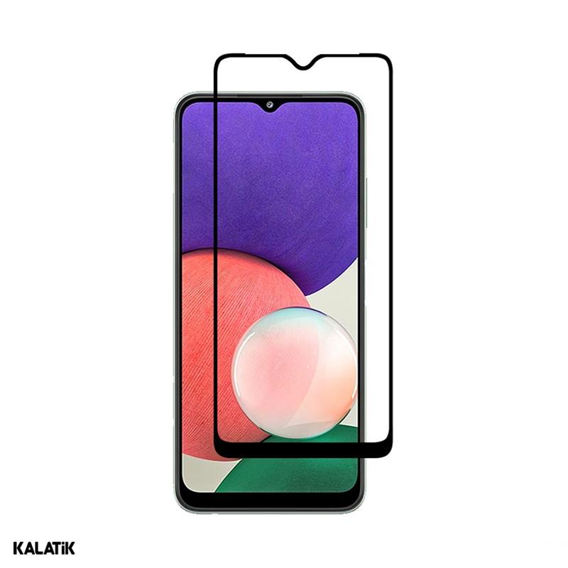 گلس تمام صفحه سرامیکی مناسب برای گوشی موبایل Samsung Galaxy A22