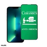 گلس تمام صفحه سرامیکی مناسب برای گوشی موبایل Apple iPhone 13/ iPhone 13 Pro