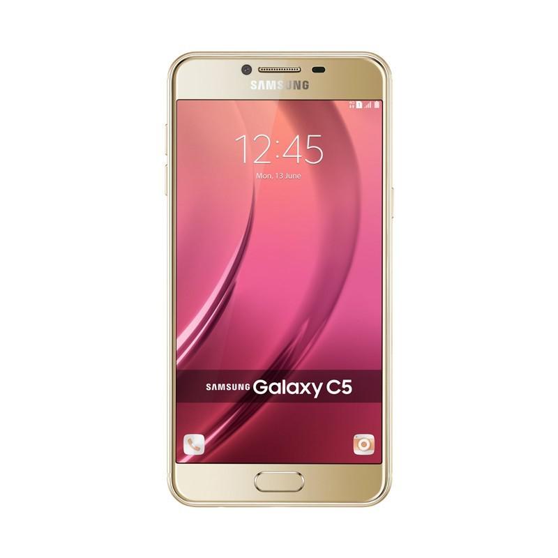 گوشی موبایل سامسونگ مدل Galaxy C5 دو سیم کارت ظرفیت 32 گیگابایت