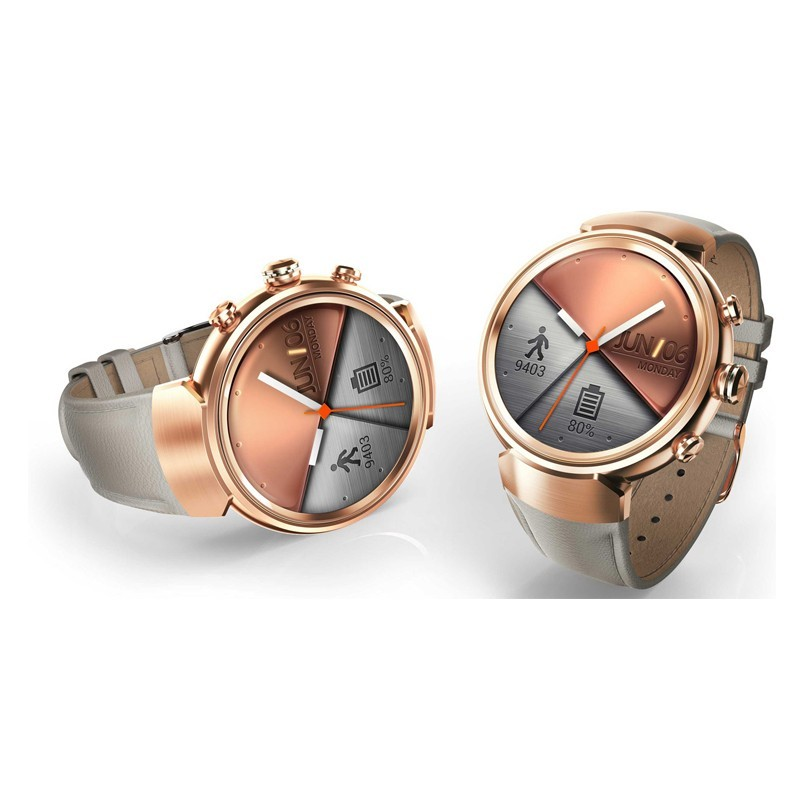 ساعت هوشمند ایسوس مدل (ASUS ZenWatch 3 (WI503Q