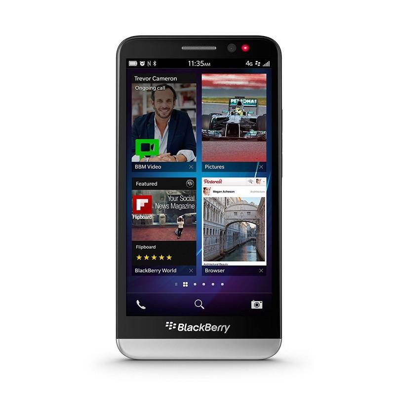 گوشی موبایل بلک بری مدل Z30 تک سیم کارت ظرفیت 16 گیگابایت