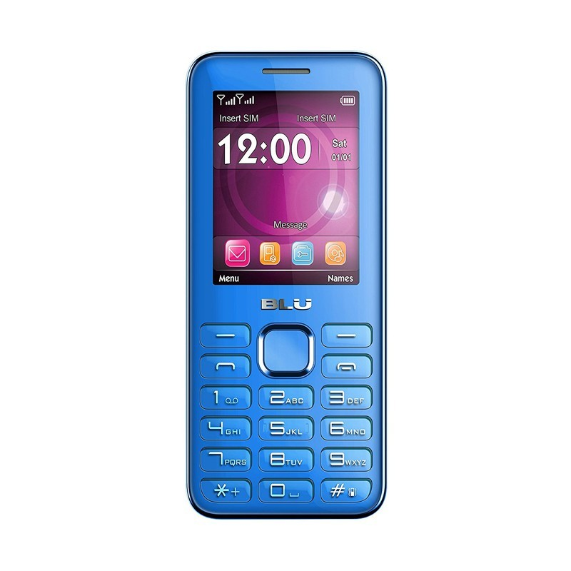 گوشی موبایل بلو مدل Diva II T275T دو سیم کارت