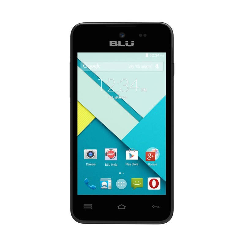 گوشی موبایل بلو مدل Advance 4.0 L دو سیم کارت ظرفیت 4 گیگابایت