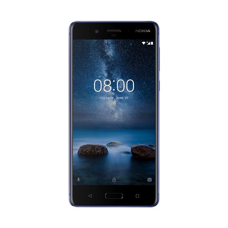 گوشی موبایل نوکیا مدل Nokia 8 دو سیم کارت ظرفیت 64 گیگابایت