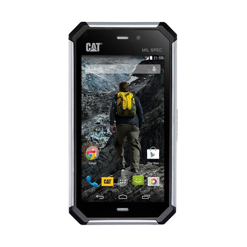 گوشی موبایل کاترپیلار مدل S50 تک سیم کارت ظرفیت 8 گیگابایت