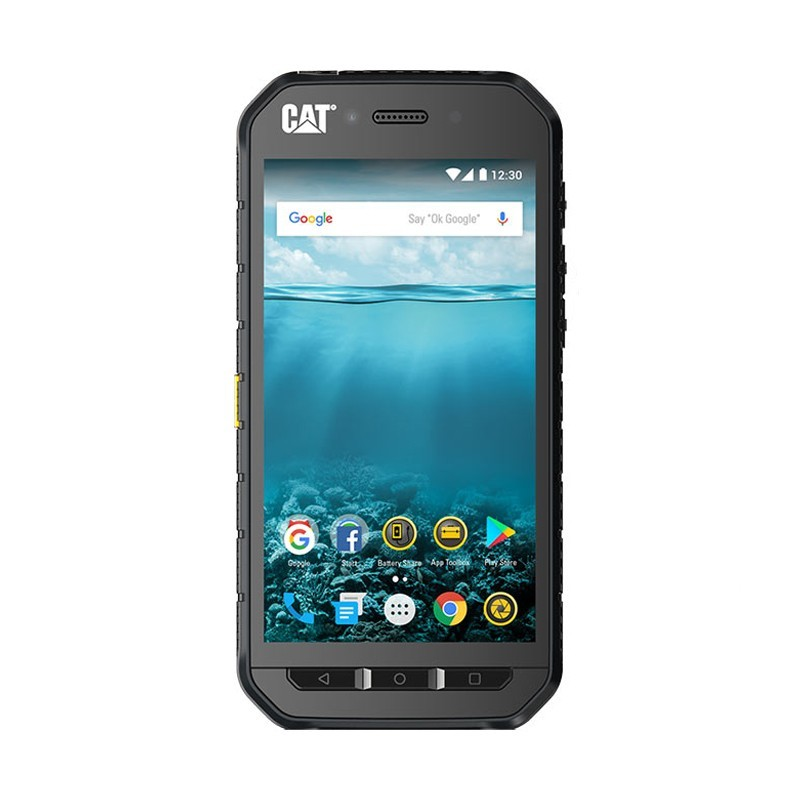 گوشی موبایل کاترپیلار مدل S41 تک سیم کارت ظرفیت 32 گیگابایت