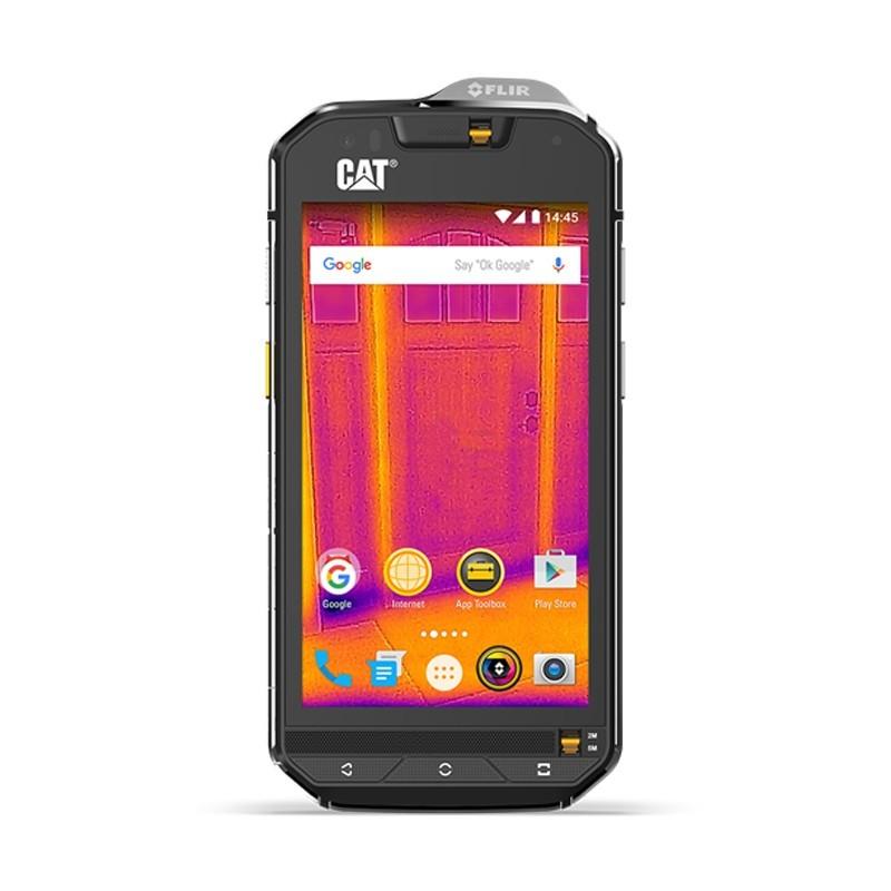 گوشی موبایل کاترپیلار مدل S60 تک سیم کارت ظرفیت 32 گیگابایت