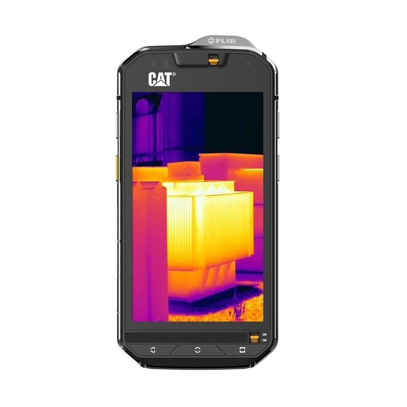 گوشی موبایل کاترپیلار مدل S60 دو سیم کارت ظرفیت 32 گیگابایت