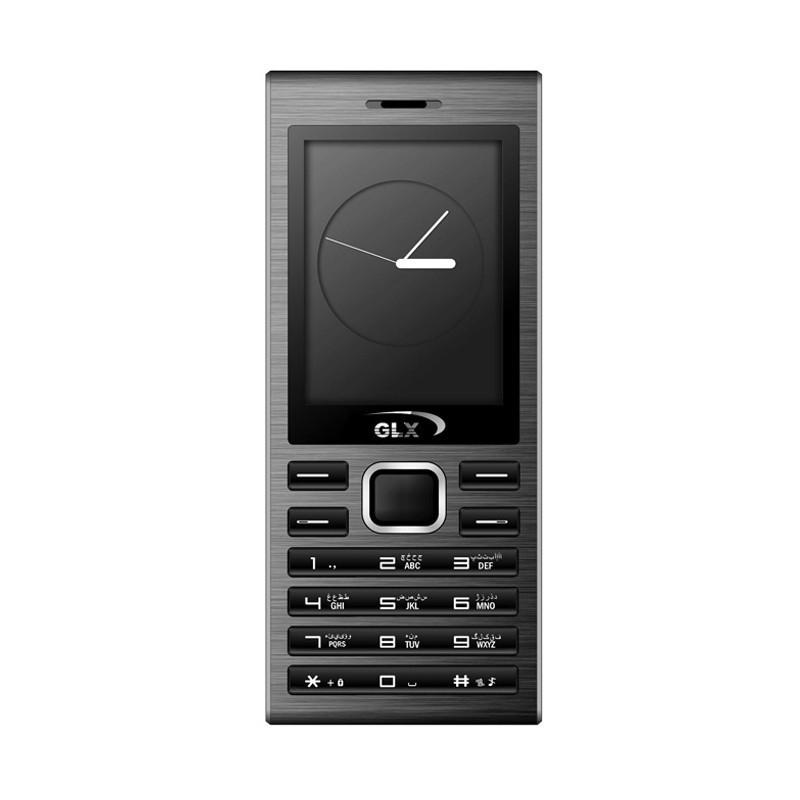 گوشی موبایل جی ال ایکس مدل 2690 Gold دو سیم کارت
