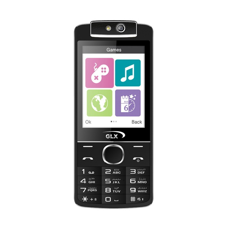 گوشی موبایل جی ال ایکس مدل B8 دو سیم کارت