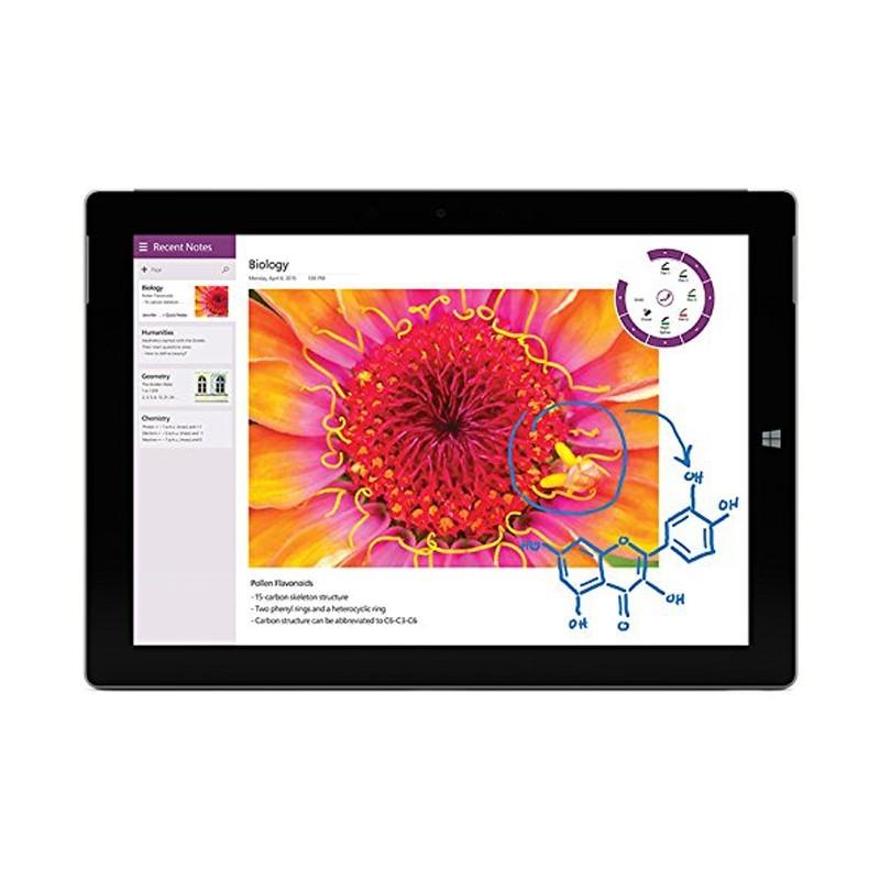 """تبلت مایکروسافت مدل Surface 3 (10.8"""") WiFi ظرفیت 32 گیگابایت"""
