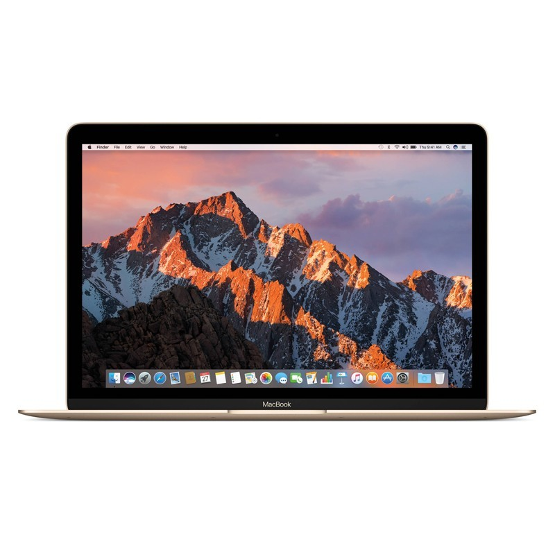 لپ تاپ 12 اینچ اپل مدل MacBook MNYK2 2017