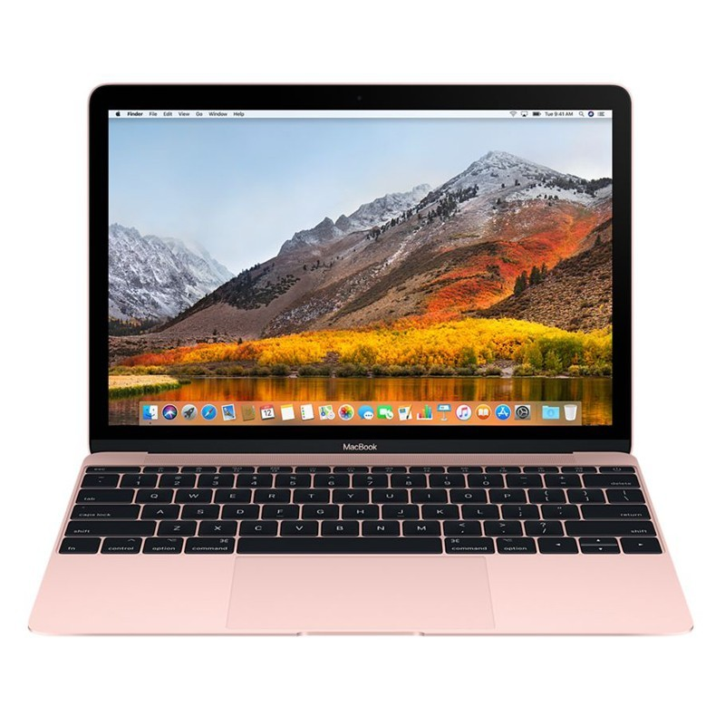 لپ تاپ 12 اینچ اپل مدل MacBook MNYN2 2017