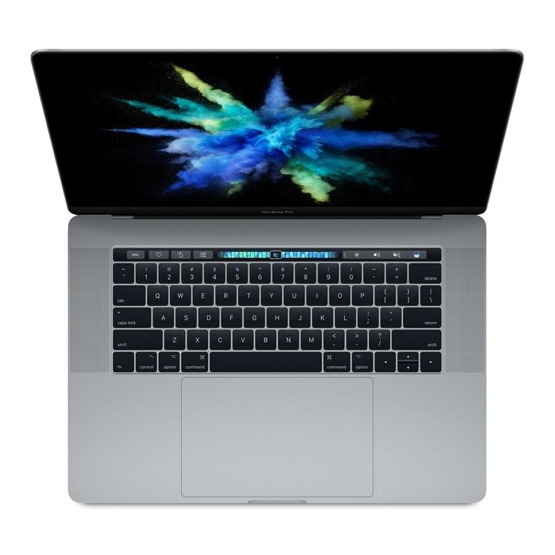 لپ تاپ 15 اینچ اپل مدل MacBook Pro MPTT2 2017 With Touch Bar