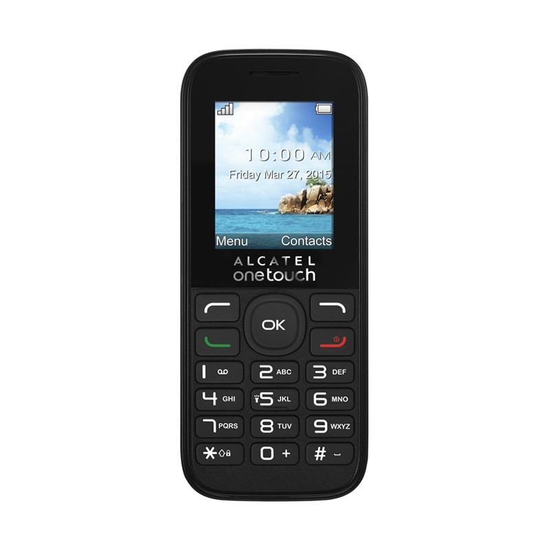 گوشی موبایل آلکاتل مدل Onetouch 1050D دو سیم کارت